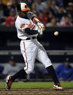 Adam Jones - Orioles (PW)