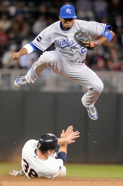 Alcides Escobar - Royals