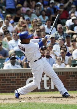 Starlin Castro - Cubs (PW)