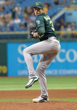 Brandon McCarthy - Athletics (PW)