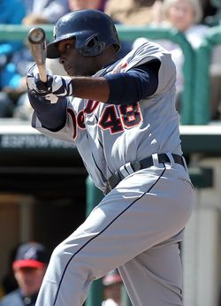 Torii Hunter - Tigers (PW)