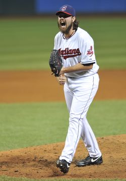 Chris Perez - Indians (PW)