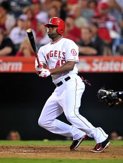 Torii Hunter - Angels (PW)