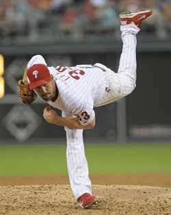 Cliff Lee - Phillies (PW)