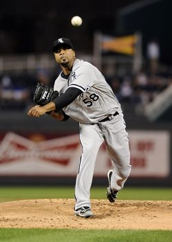 Francisco Liriano - White Sox (PW)