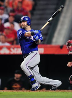Mike Napoli - Rangers (PW)