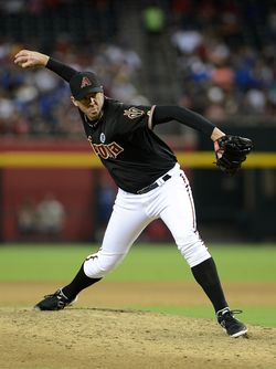 Diamondbacks Extend Brad Ziegler